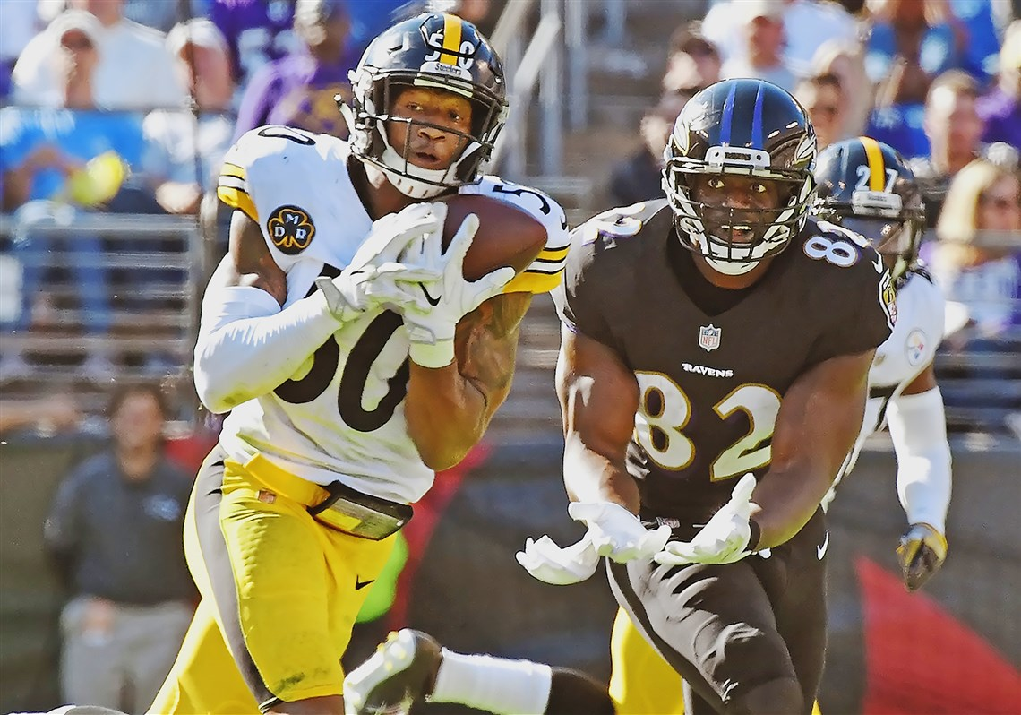 Ryan Shazier is so good at pass coverage he might change the