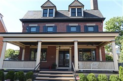Cindy Svrcek's home is on the Shadyside House Tour on Oct. 15.