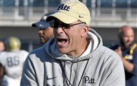 Pitt coach Pat Narduzzi is slated to have three quarterbacks returning from this past season, but now he's adding a transfer to the room.