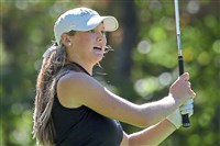 North Allegheny's Caroline Wrigley enters the PIAA tournament as WPIAL champion.