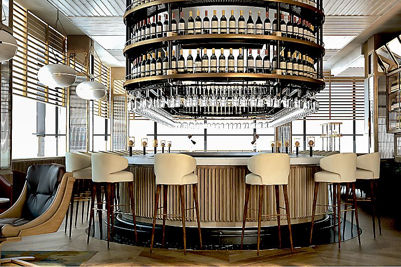 Fairmont Pittsburgh Fl.2 The new restaurant at Fairmont Pittsburgh — Fl.2 — is scheduled to open for dinner on Oct. 27.