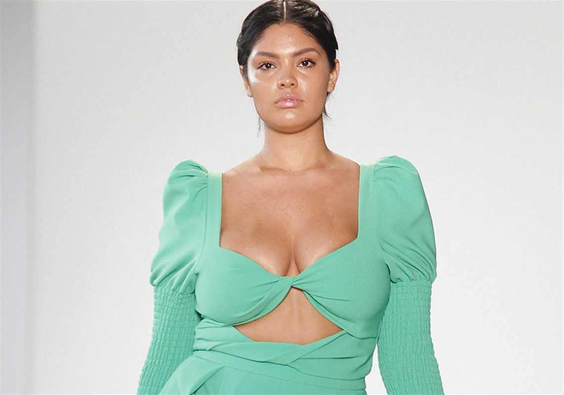 Fashion for all: 5 reasons plus-size style is in the spotlight ...