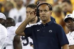 Dennis Dodd of CBS Sports reports Penn State officials are preparing for Texas A&M to make a run at hiring Nittany Lions coach James Franklin.