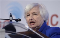 Chairwoman of the Federal Reserve, Janet Yellen