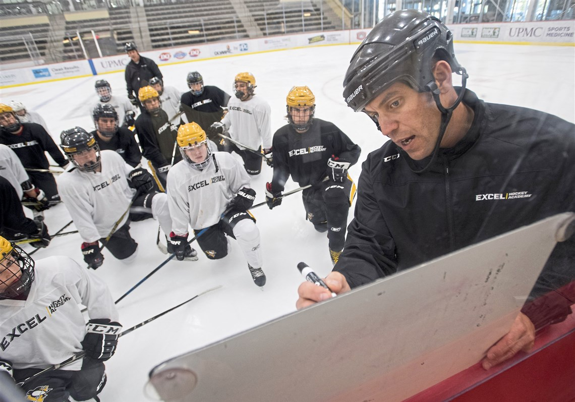 PA H.S.: New Hockey Academy In Cranberry Offers Best Of Both Worlds