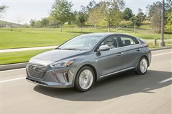 Prius owners have looked past the ugly exterior and focused on the car's effect. But 2017 Hyundai Ioniq owners will even have a little cuteness on their side.