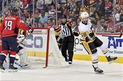 Prior to Saturday's loss to Chicago, Kris Letang had recorded points in three consecutive games.