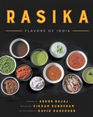 The Indian restaurant Rasika in Washington, D.C., has come out with its first cookbook.