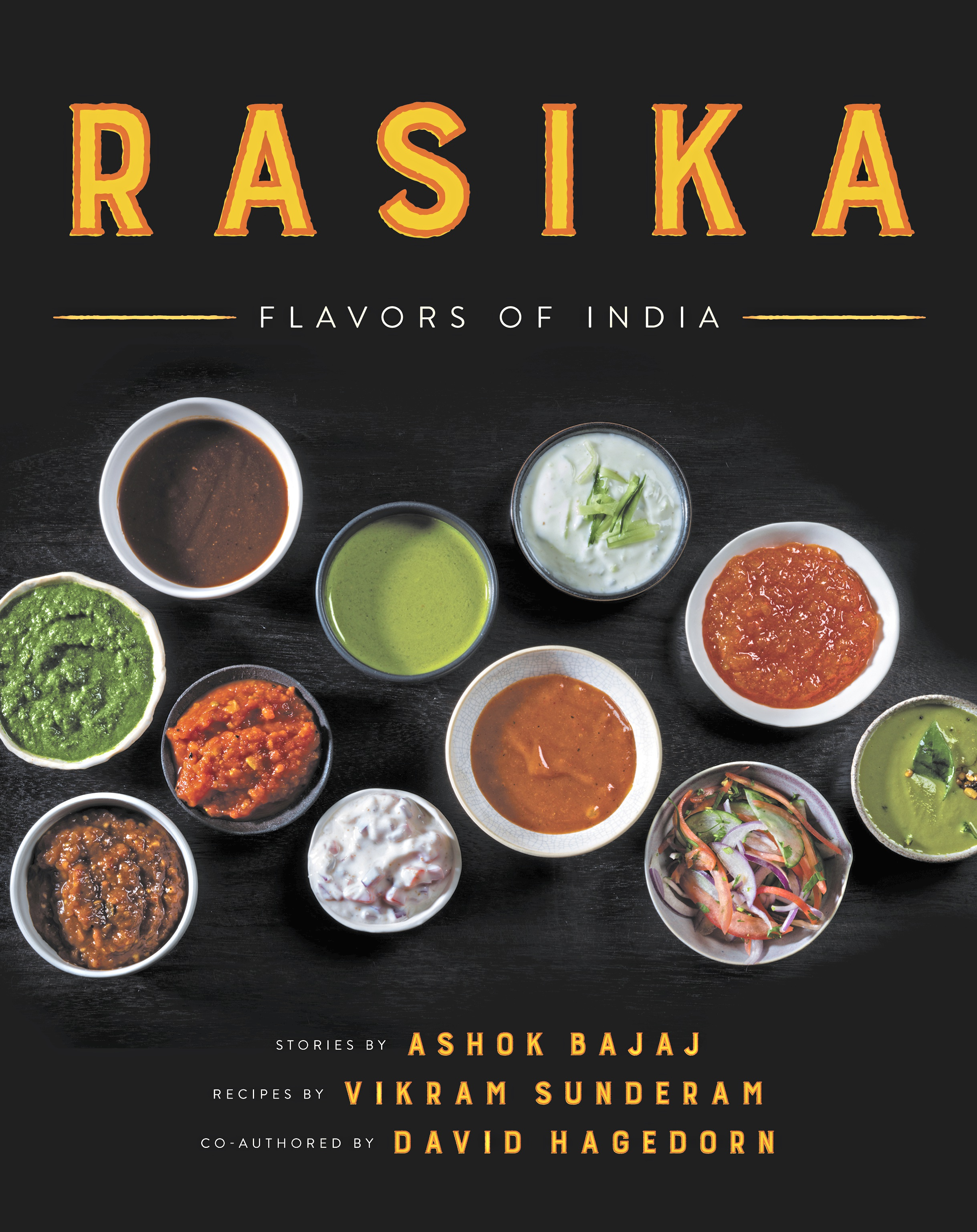 Rasika hc c The Indian restaurant Rasika in Washington, D.C., has come out with its first cookbook.