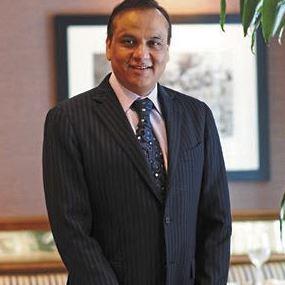 Ashok Bajaj-1 Ashok Bajaj is the owner of Rasika and also operates The Bombay Club in Washington, D.C.