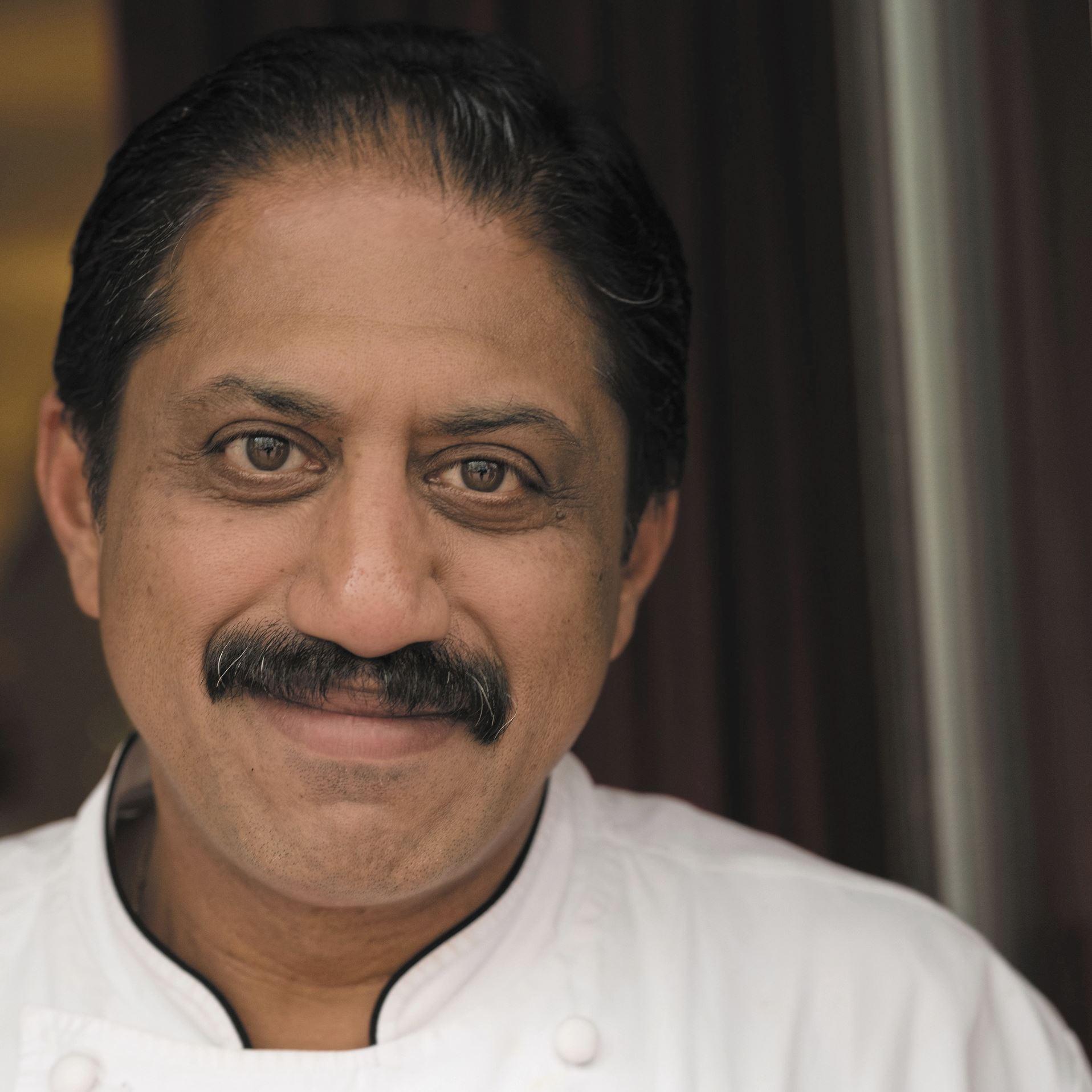 Vikram Sunderam-2 Vikram Sunderam is the executive chef at Rasika.