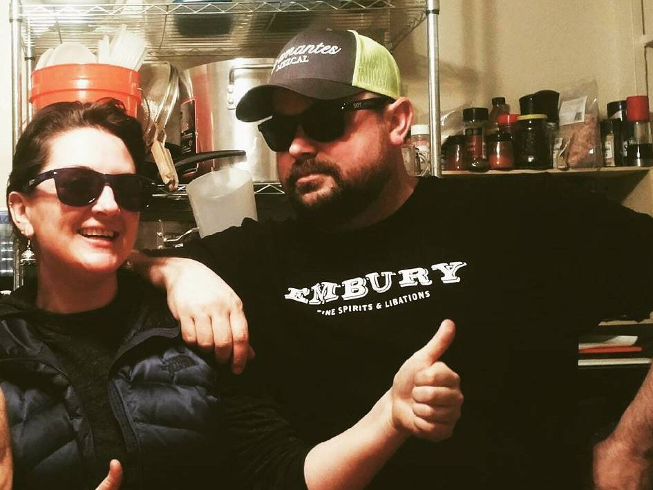 17586784_248270862246440_8904787533389365248_n.jpg Carrie Clayton and Spencer Warren are opening a permanent and a pop-up bar Downtown in November.