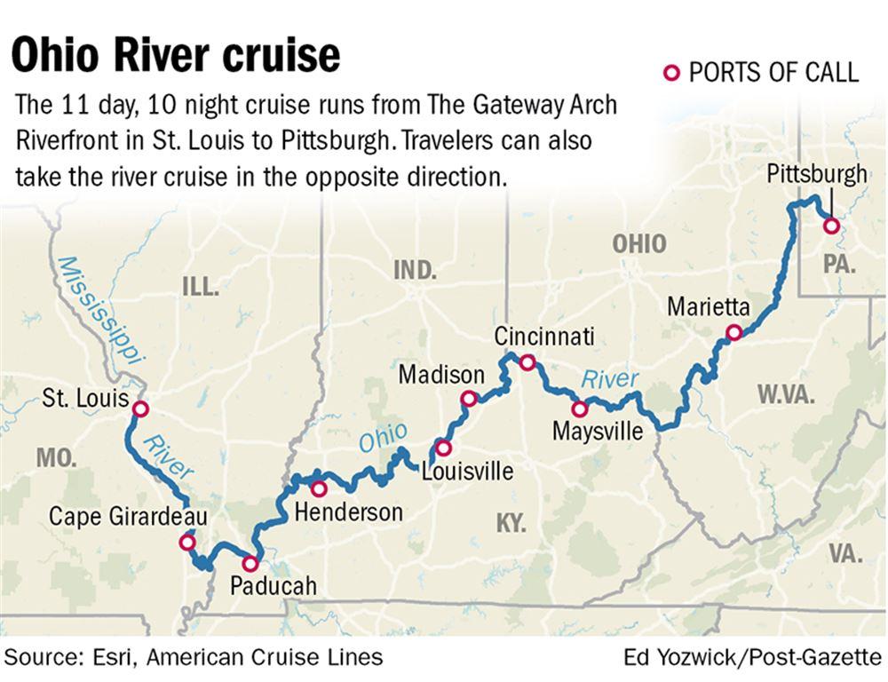 Ohio river cruise