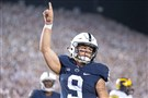 Penn State and Trace McSorley learned kickoffs for four of their games Thursday.