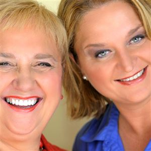 """Lidia Bastianich and her daughter, Tanya Bastianich Manuali, say they have a system that works when it comes co-writing cookbooks such as """"Lidia's: Celebrate Like an Italian."""""""