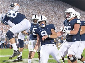 Penn State got a big win against Michigan, but it will need to beat Ohio State to reinforce its College Football Playoff resume.