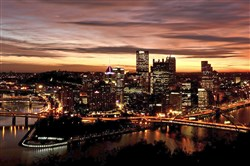 A report issued Thursday says Pittsburgh should no longer be considered a financially distressed city.