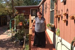 Isabel Sanchez lives in a trailer park in Boulder, Colo. Around the country, cities like Boulder have turned to trailer parks to provide affordable housing to its low- and middle-income population.