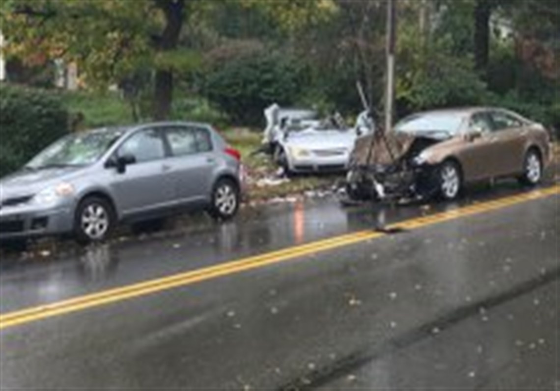Uniontown Woman Killed 3 Injured In Point Breeze Area Crash