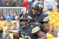 Pitt hasn't been able to celebrate a win since Oct. 28 against Virginia at Heinz Field, but beating Miami this week would be a major moment.