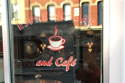 Espresso a Mano has opened at 1506 E. Carson Street on the South Side.