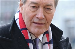 In this file photo, Charlie Rose attends the Bob Simon Memorial Service at the Metropolitan Opera House  on February 17, 2015, in New York City.