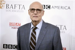 In this Sept. 16, 2017, file photo, Jeffrey Tambor attends the BAFTA Los Angeles TV Tea Party in Beverly Hills, Calif.