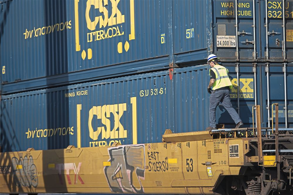 In new rail facility, McKees Rocks and CSX both see chance