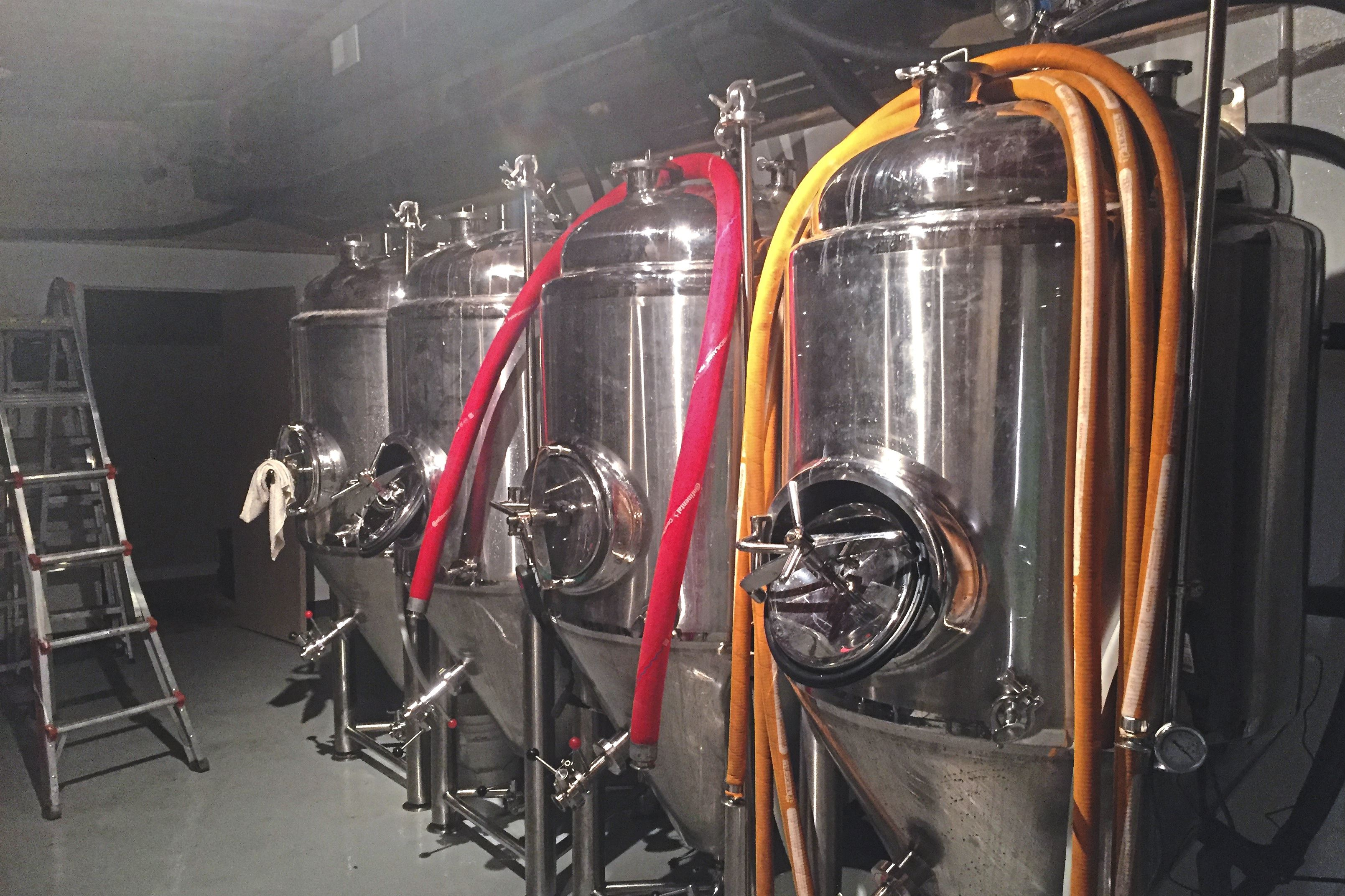 image4 (1)-2 The new Conny Creek Brewing Co. near Lower Burrell in Westmoreland County.