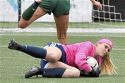 Norwin goalkeeper Samantha Wexell finished her high-school career with 53 shutout after a 1-0 victory in the PIAA Class 4A championship game.