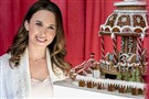 "Lacy Chabert just might be queen of the Hallmark Christmas movie universe. Here, her character is trying to win a big gingerbread contest and win the heart of an old friend in the process. ""The Sweetest Christmas"" is on Hallmark Channel."