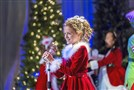 "Fina Strazza, who played Matilda on Broadway, stars in ""A Christmas Melody,"" directed by Mariah Carey."