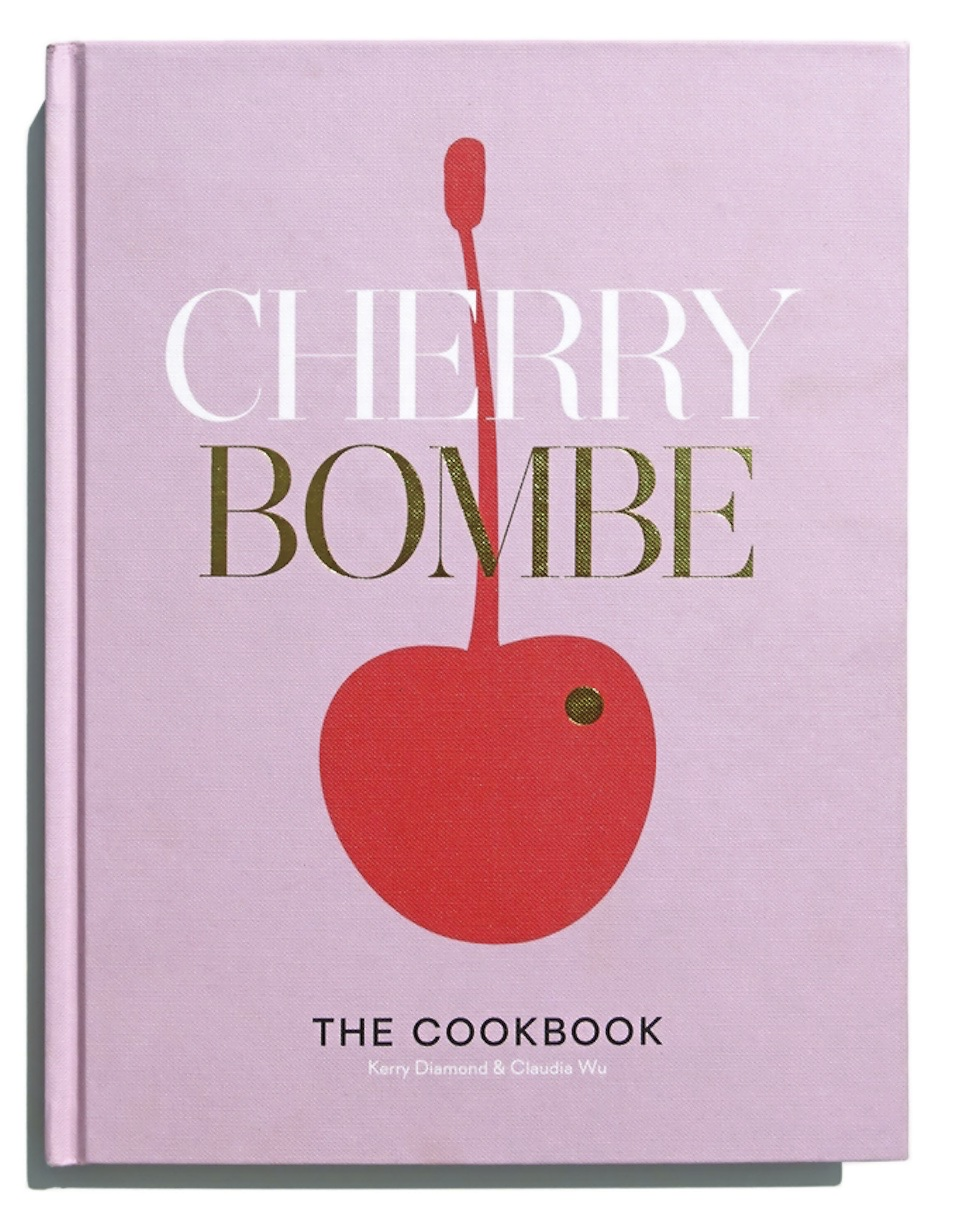 """COOKBOOK-COVER-1 """"Cherry Bombe: The Cookbook"""" is the debut cookbook from its namesake indie magazine that celebrates women and food."""
