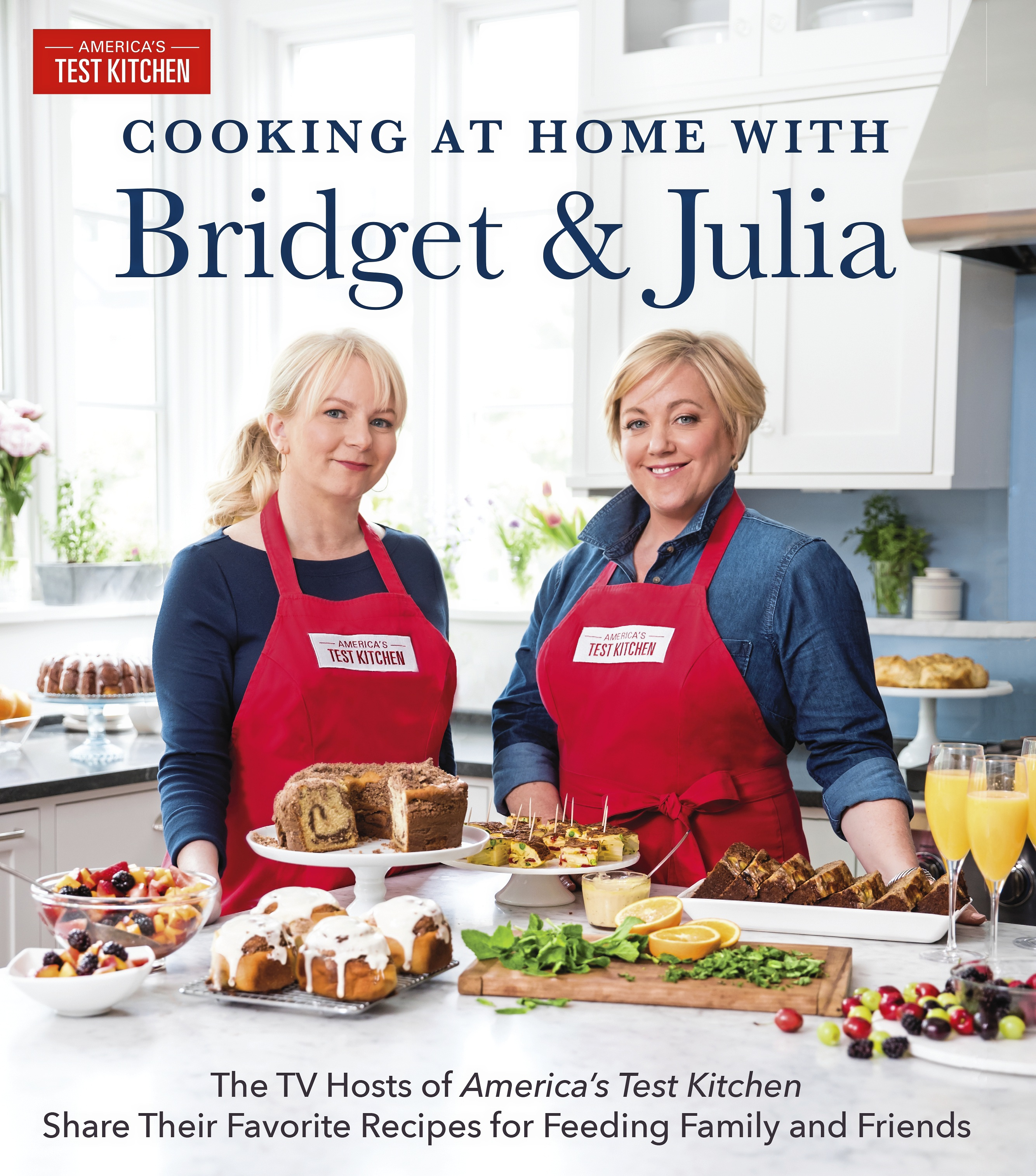 """Cooking at Home With Brid & Julia"""" by America s Test Kitchen"""