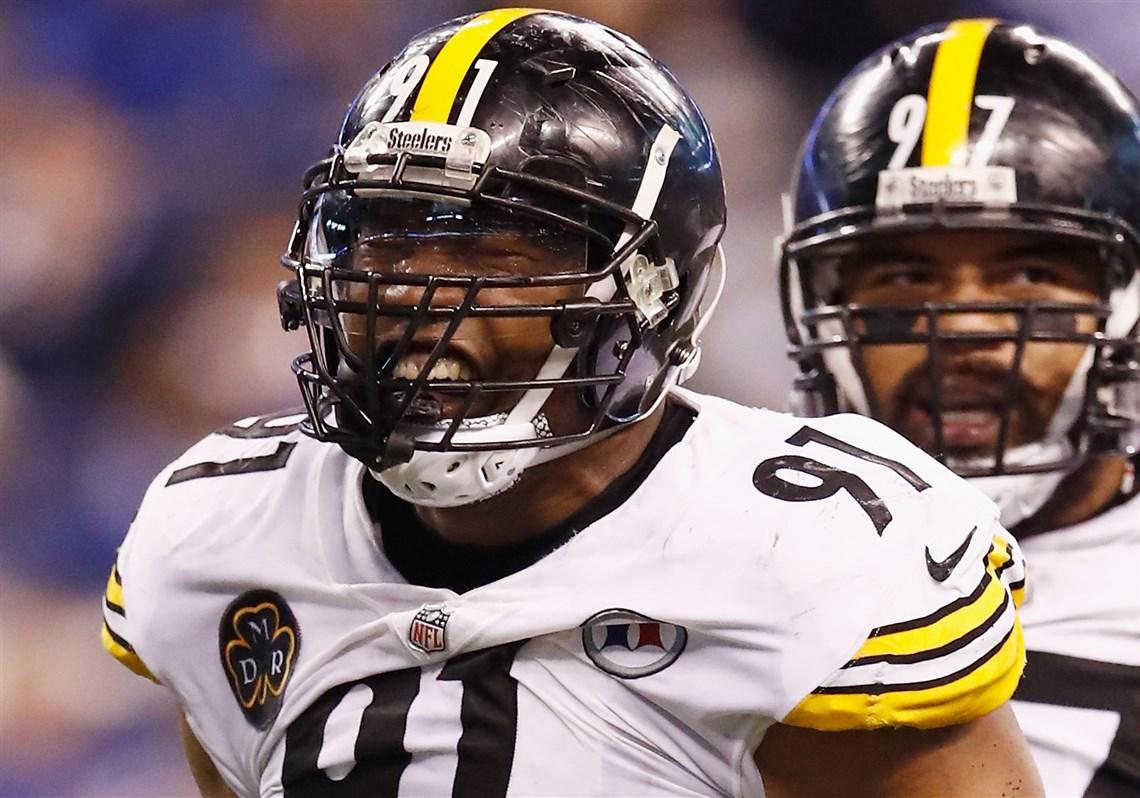 Steelers Cam Heyward Stephon Tuitt set the stage for Steelers