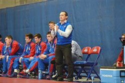 Teague Moore, a North Allegheny grad and coach at American University, has been chosen to coach a United States freestyle wrestling team that will compete at the 2017 Under-23 World Championships in Poland.