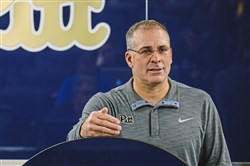 Pitt coach Pat Narduzzi will talk about his new recruits Wednesday afternoon, but he won't have to talk long.