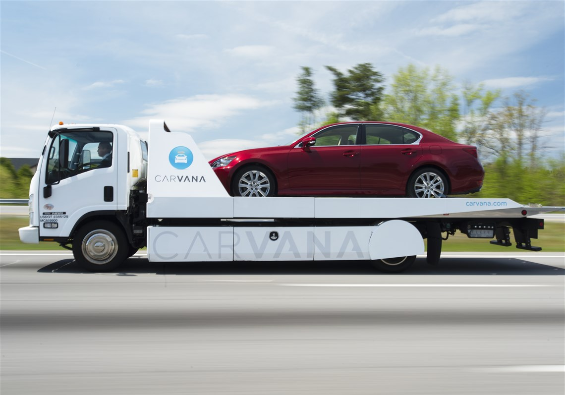 Carvana, the online used car retailer, expected to open site in ...