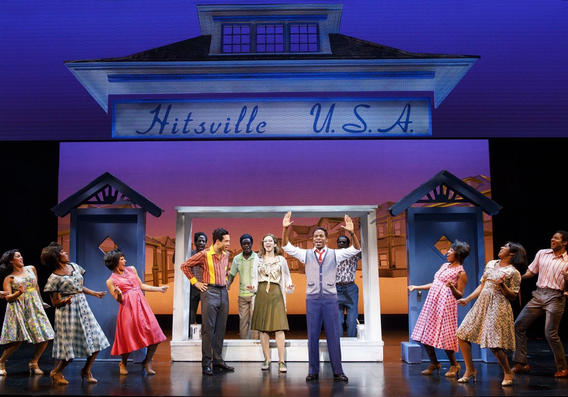 Gordy Movie Cast in the hits keep on coming: 'motown the musical' returns to