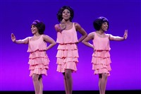 "The Supremes are among the super groups whose origin story is told in ""Motown the Musical."""
