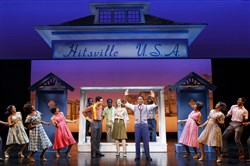 """Motown the Musical,"" the story of Berry Gordy's rise to music mogul and the creation of the Detroit Hitsville sound, returns to the Benedum Center Thanksgiving week."