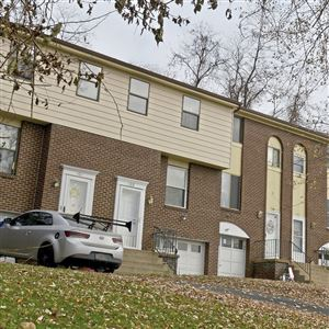 The homes in the Village Lane complex in West Mifflin are in the path of the Mon-Fayette Expressway.
