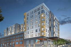 Midpoint Group of Companies is proposing a $47 million mixed-used development on Colwell Street on the Uptown/Hill District border.