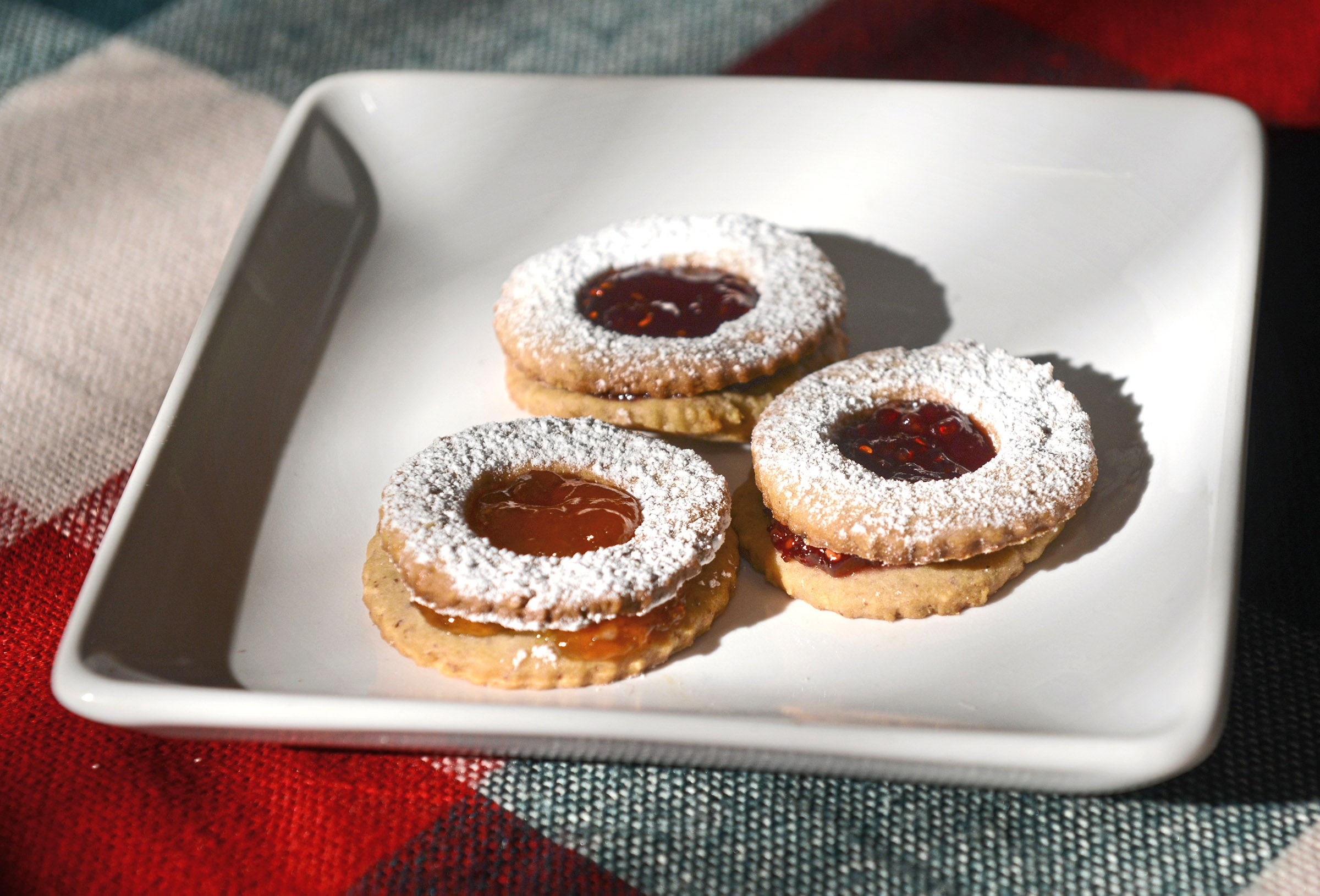 Best Cookie Recipes Traditional Raspberry Linzer Cookies