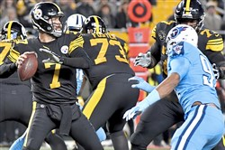 Ben Roethlisberger threw for four touchdowns against the Titans Thursday night, as he continues to cement his place among the NFL's all-time best quarterbacks.