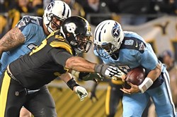 At the rate, the Steelers' defense will likely do the heavy lifting if the team is to go on a Super Bowl run.