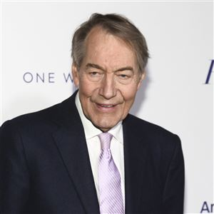 In this April 13, 2017, file photo, Charlie Rose attends The Hollywood Reporter's 35 Most Powerful People in Media party in New York.