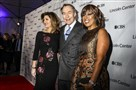 "The hosts of ""CBS This Morning,"" from left, Norah O'Donnell, Charlie Rose and Gayle King, at Lincoln Center's American Songbook Gala in New York, Feb. 1, 2017."