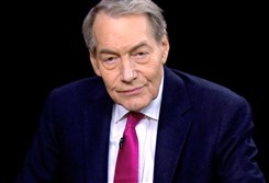 CBS and PBS talk show host and commentator Charlie Rose: Exhibit A