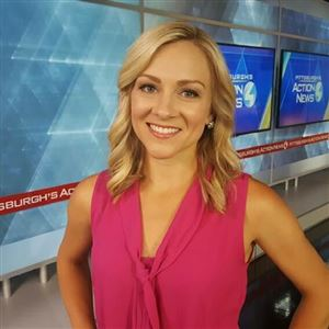 With another child on the way, WTAE-TV news reporter Kelly Brennan is 'hitting pause' on her career